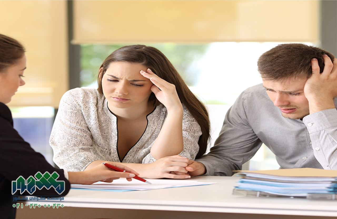 طلاق توافقی چیست | هزینه طلاق توافقی