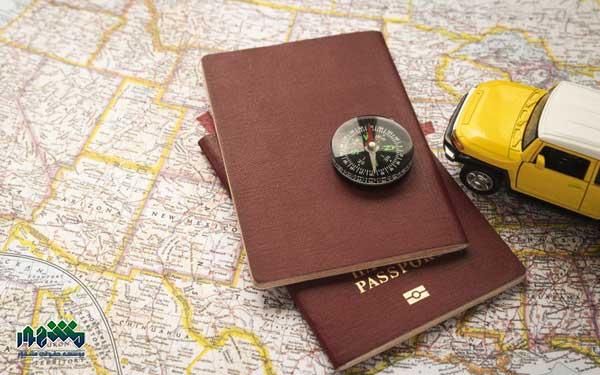 صدور گذرنامه
