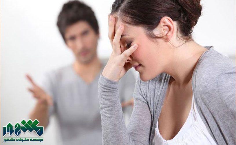 آیا در صورت عدم تمکین زن از شوهر مهریه به او تعلق خواهد گرفت؟