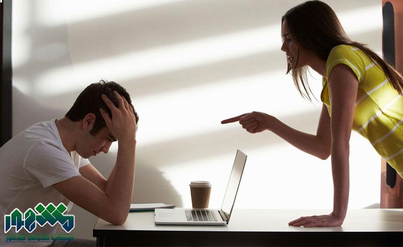 نشوز چیست ؟ نشوز هر یک از زوجین چه آثاری برای آنها به دنبال دارد؟
