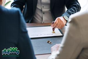مراحل طلاق توافقی در کاشان چگونه است و به چه مدارکی نیاز دارد؟